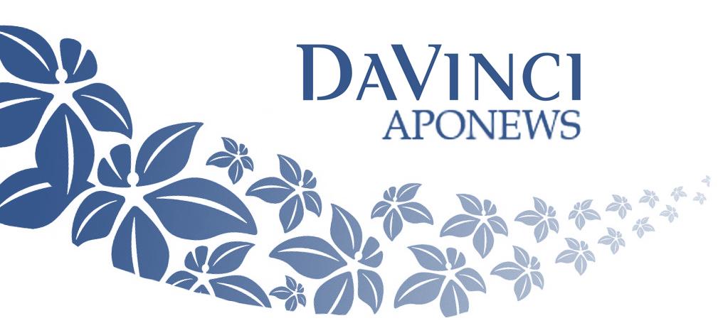 Der NEWSLETTER der DaVinci Apotheke – gleich anmelden!
